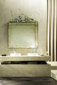 Venetian Mirror Bathroom by This Elegant Venetian Mirror Is The