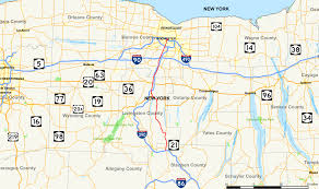 Genesee Valley Mall Map New York State Route 15 Wikipedia