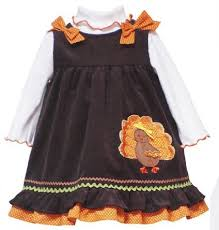 thanksgiving turkey 7 sweet dresses for your baby