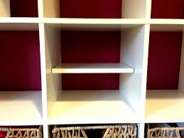 Ikea Slide by Bookends That Will Slide Onto Expedit Shelving How To Add A