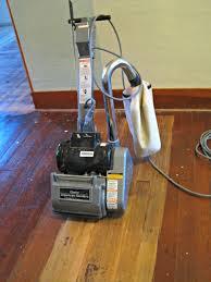 Sanding And Refinishing Hardwood Floors Sanding Hardwood Floors With A Drum Sander Refinishing Hardwood