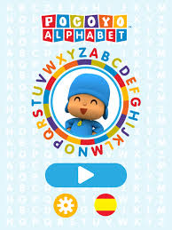 pocoyo alphabet android apps google play