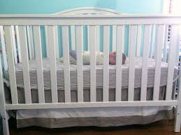 How To Get Your Baby To Sleep In The Crib by Transitioning Baby To Crib Katie Did What