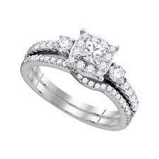 Wedding Ring Sets by Engagement U0026 Wedding Ring Sets Ebay