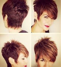 plus size short hairstyles for women over