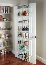 kitchen cupboard storage ideas ebay pantry door rack organizer kitchen storage hanging 8 shelf