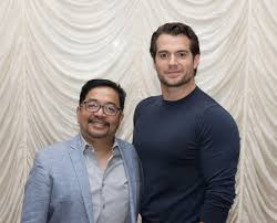 Robin Henry Henry Cavill News Henry Talks Cooking With Dates Drinking While