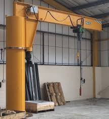 a brief overview of jib cranes and overhead cranes used cranes
