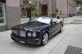matte black bentley 2010 bentley azure t stock gc1387a for sale near chicago il