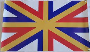 Position Of Flags Birmingham England