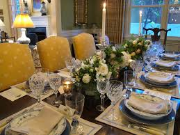 astonishing design party table setting ideas with oval shape white