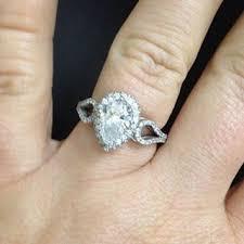 unique engagement ring unique engagement rings from brides