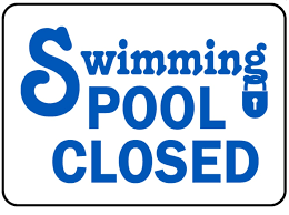 swimming pool closed for the season the heritage at marion