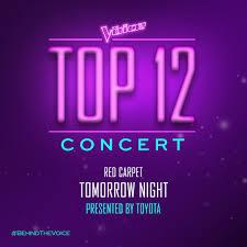violet purple the voice s13 toyota video live shows