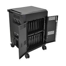 laptop charging cart store up to 20 laptops or tablets ergotron