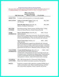 the 25 best chronological resume template ideas on pinterest