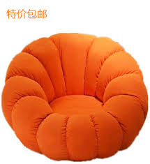 Small Sofa For Bedroom by Beanbag Fabric Single Creative Cute Casual Fashion Personality