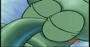 Squidward Meme Generator - squidward sleeping meme generator