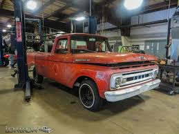 Old Ford Unibody Truck - 1961 f100 unibody project lowbrow ford truck enthusiasts forums