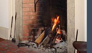Count Rumford Fireplace by Wagner Masonry