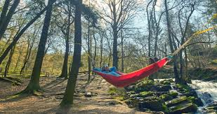 trek light gear double camping hammock review top camping hammocks