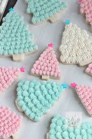 tree cookie with buttercream icing best cheap
