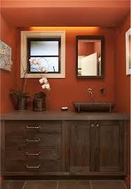 Log Home Bathroom Ideas Colors Best 25 Country Style Orange Bathrooms Ideas On Pinterest Diy