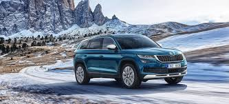 skoda kodiaq 2017 all about the brand new skoda kodiaq premium suv 2017 launched in