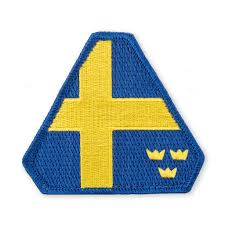 Sweden Flag Image Pdw Flag Day Sweden Morale Patch Pdw Prometheus Design Werx