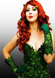 Poison Ivy Halloween Costume 155 Female Superhero Villain Costumes Images
