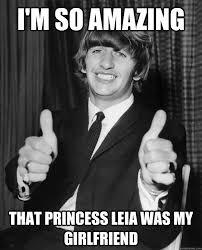 The Beatles Meme - ringo starr memes