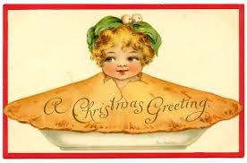10 creepy vintage christmas cards bluethumb online art gallery