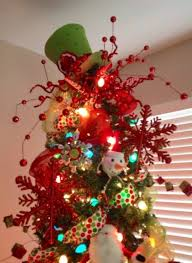 contemporary decoration unique tree toppers 10
