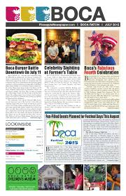 jm lexus margate service hours the boca raton pineapple july 2015 by four story media group issuu