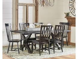 Magnolia Home Furniture Magnolia Home By Joanna Gaines Dining Room Table Dining Sawbuck