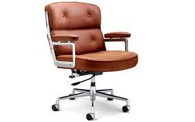 fauteuil de bureau eames modèle chaise de bureau eames inspiration deco