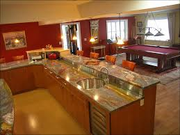 kitchen granite composite countertops small butcher block island