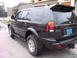mitsubishi montero sport 1997 mitsubishi montero 3 5 2004 auto images and specification