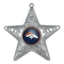 denver broncos ornaments design idea of chrismas