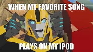 Transformers Meme - bumblebee rid meme by emopiki deviantart com on deviantart