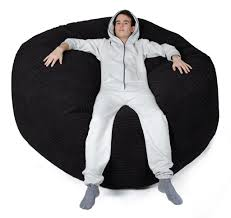 sitzsack big bag lounge pug u0027mega mammoth u0027 sofa sitzsack xxl schlafsofa cord