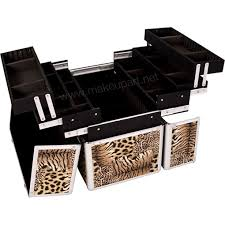 Makeup Chairs For Professional Makeup Artists Clever Makeup Artist Rolling Train Case With 3 Tier Trays