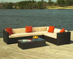 Hamptons Style Outdoor Furniture - modern wicker furniture wicker paradise