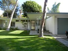mid century modern houses this renovated mid century modern house received new landscaping