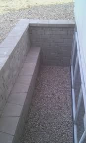 basement top retaining wall in basement home design popular