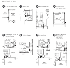 Mattamy Homes Floor Plans by Yardley 3514 Eastmark