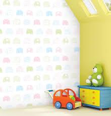elephants self adhesive wallpaper home depot for nursery