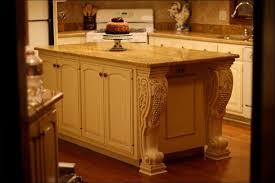 kitchen island with corbels kitchen rectangle shape kitchen island corbel brown color wooden