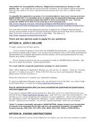can i fax my resume online mong job announcement amendment