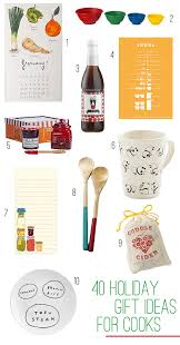 holiday gift ideas 40 holiday gift ideas for cooks holidays gift and christmas thoughts